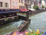 Pfingsten in Annecy